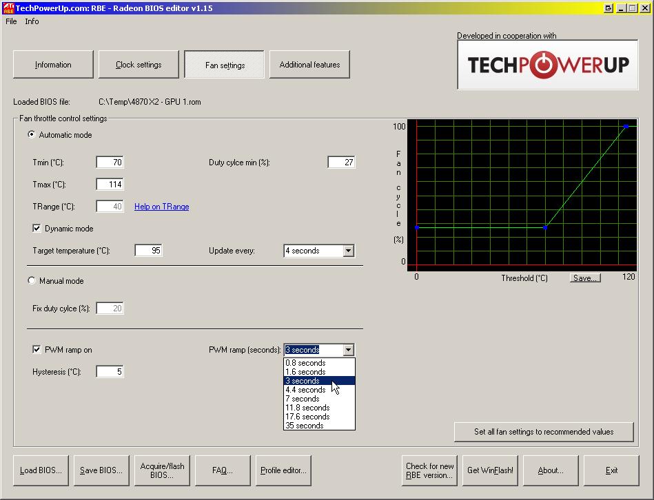 RBE - Radeon BIOS editor