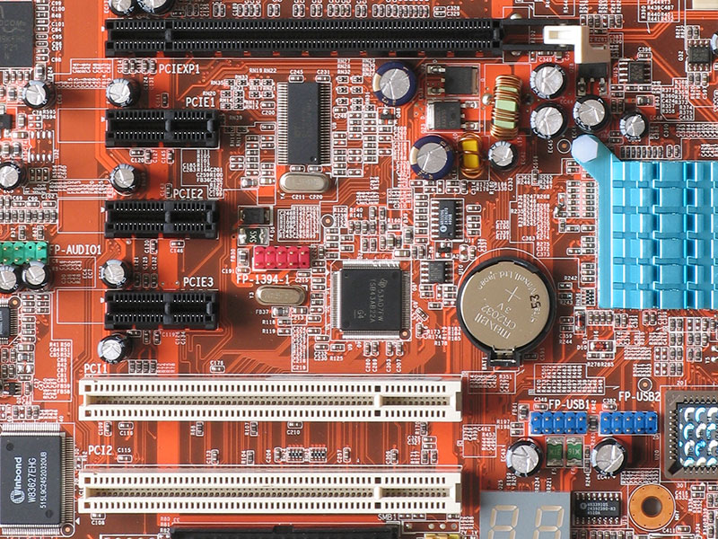 pci e slot. PCI-E x16 slot for