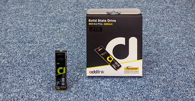 Addlink S95 2 TB Review