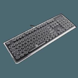 Adesso AKB-636UB Typewriter Keyboard Review