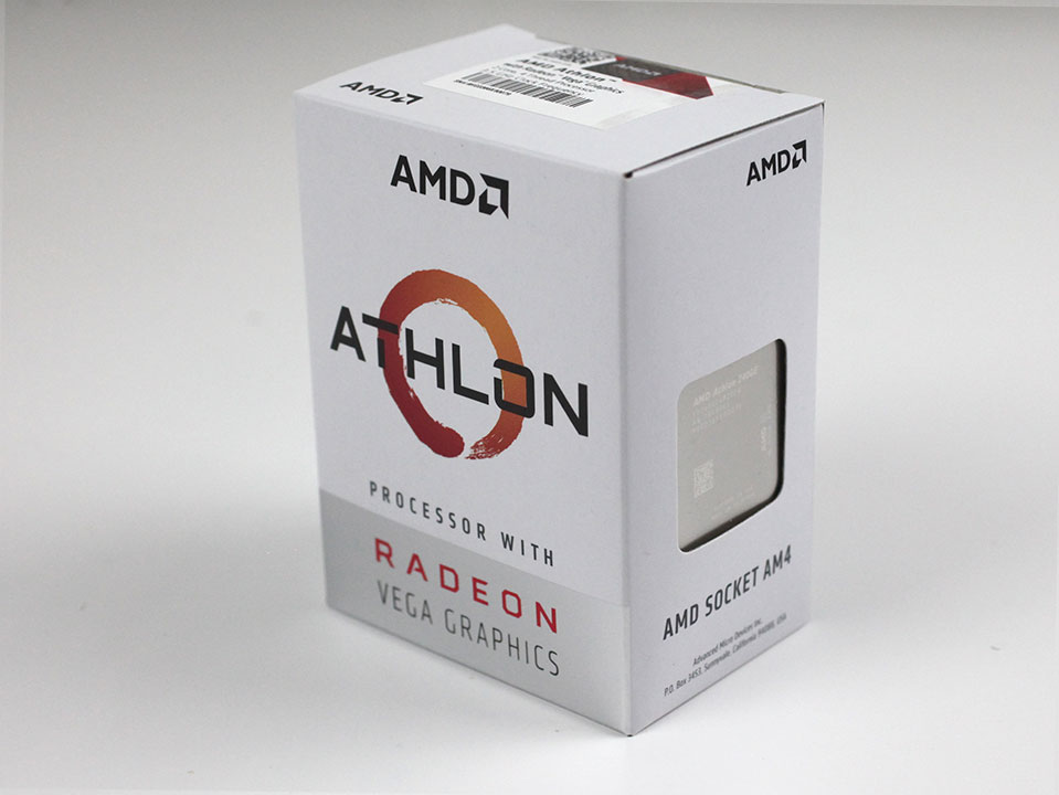 Amd Athlon 3000g With Vega 3 Graphics Review Techpowerup