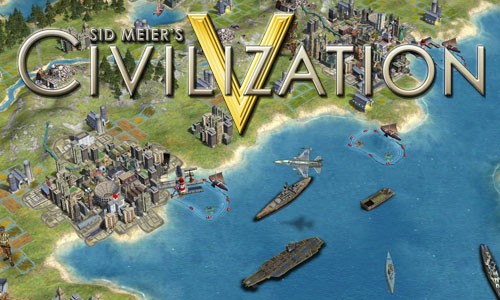 Civilization 5 - Great Empire Building Game