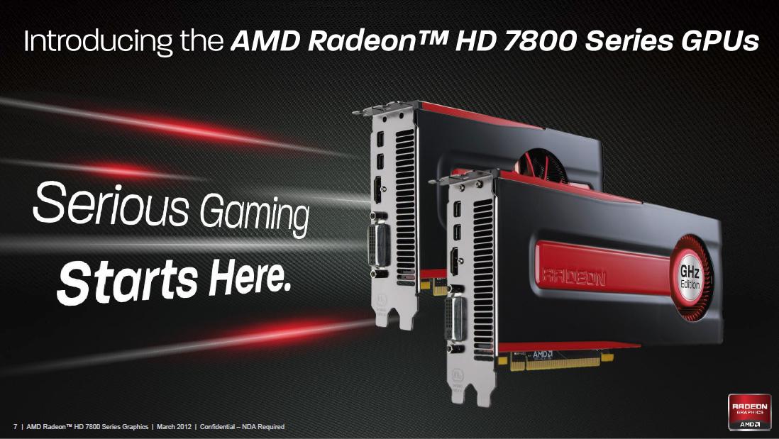 Amd Radeon Hd 7870 Launch Recap: AMD Radeon HD 7850 & HD 7870 2 GB Review