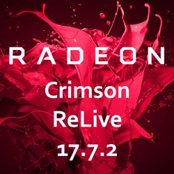AMD Radeon Crimson ReLive 17.7.2 Preview