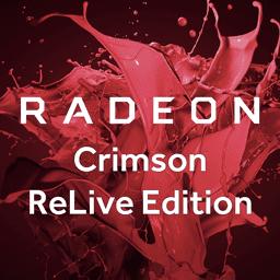 AMD Radeon Crimson ReLive Drivers