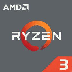 AMD Ryzen 3 1300X 3.4 GHz