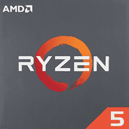 AMD Ryzen 5 1600X 3.6 GHz