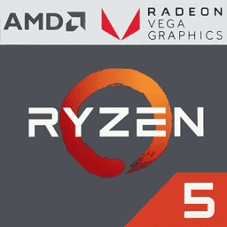AMD Ryzen 5 2400G 3.6 GHz with Vega 11 Graphics