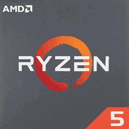 AMD Ryzen 5 2600X 3.6 GHz