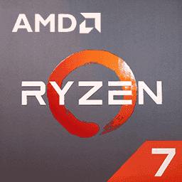 AMD Ryzen 7 2700X 3.7 GHz