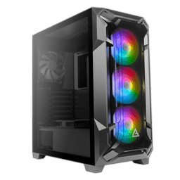 Antec Df600 Flux Review Can One Fan Create A Cooling Flux Techpowerup