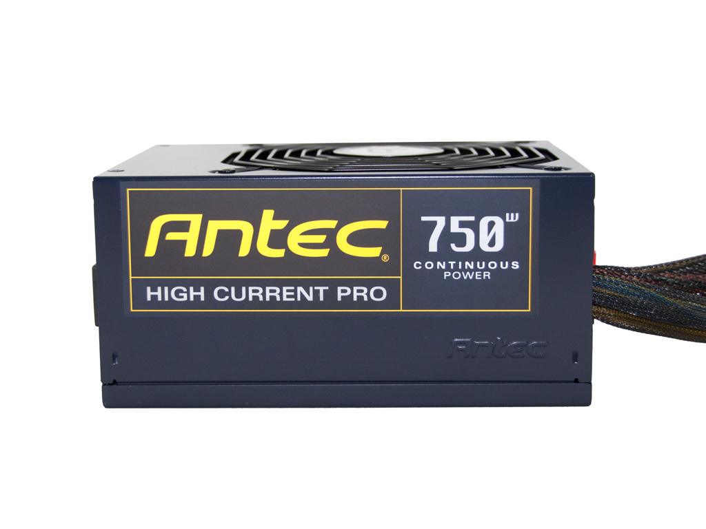 Antec Hcp 750 High Current Pro 750 W Review Techpowerup