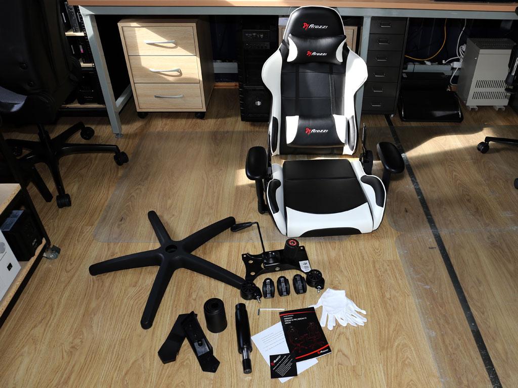 Arozzi Verona V2 Gaming Chair Review Techpowerup