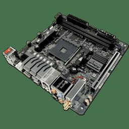 ASRock B450 Gaming-ITX/ac Review