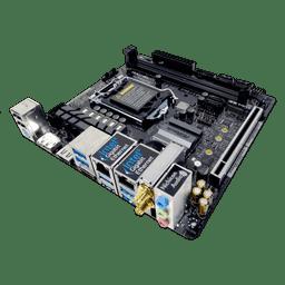 ASRock H370M-ITX/ac Review