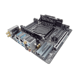 ASRock X299E-ITX/ac Motherboard Review