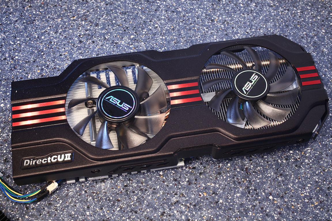 Обзор видеокарты GeForce GTX 560 DirectCU II TOP
