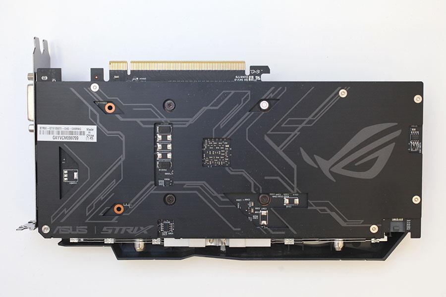 ASUS GTX 1050Ti ROG STRIX OC