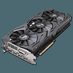 ASUS GTX 1060 STRIX OC 6 GB