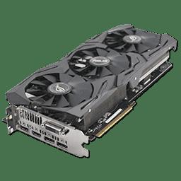ASUS GTX 1070 Ti STRIX 8 GB