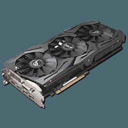 ASUS GTX 1080 Strix Gaming 8 GB