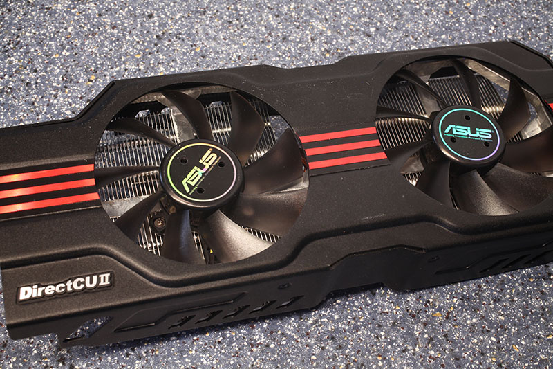 Обзор / тест ASUS GeForce GTX 560 Ti 448 Cores Direct CU II