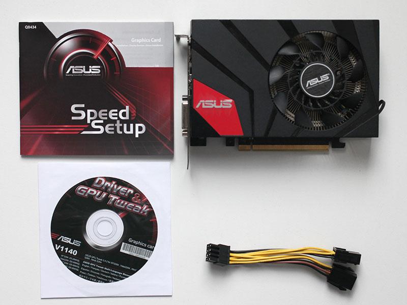 ASUS GTX 760 DirectCU Mini 2 GB Review | TechPowerUp