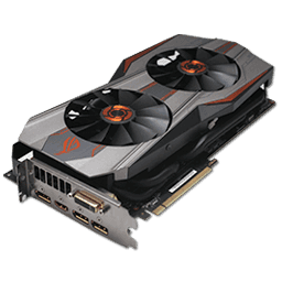 ASUS GeForce GTX 980 Ti Matrix 6 GB