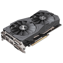 ASUS Radeon RX 470 STRIX OC 4 GB Review