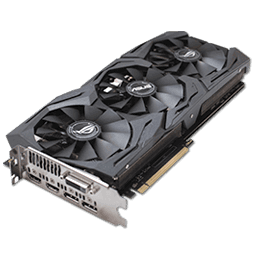 ASUS RX 480 STRIX OC 8 GB