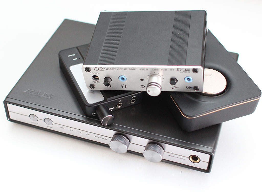 ASUS Xonar Essence STU DAC/Amp Review | TechPowerUp
