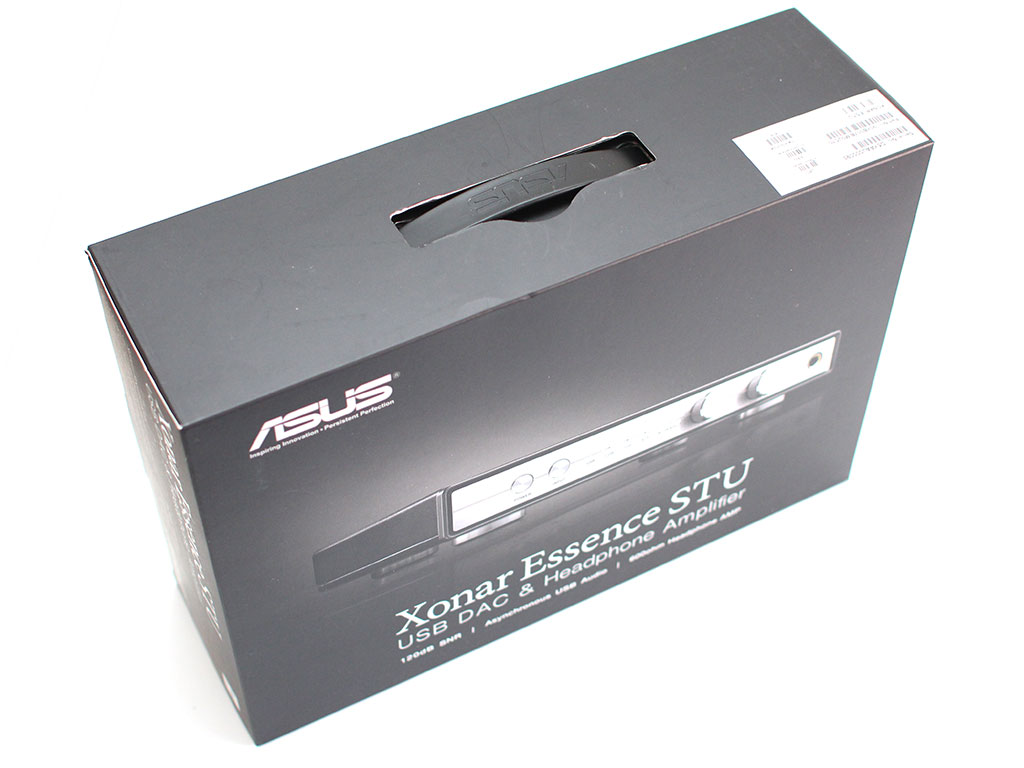 ASUS Xonar Essence STU DAC/Amp Review | TechPowerUp