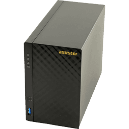 Asustor AS3202T 2-Bay NAS Review