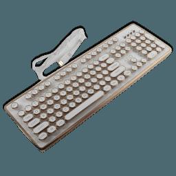 AZIO MK Retro Keyboard