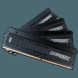 Ballistix Elite 3466 MHz DDR4