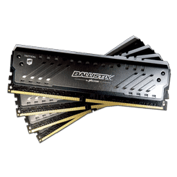 Ballistix Tactical Tracer 2666 MHz DDR4 Review
