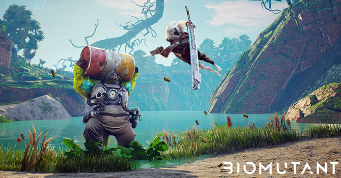 Biomutant Benchmark Test & Performance Review
