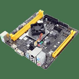 Biostar A10N-8800E Review