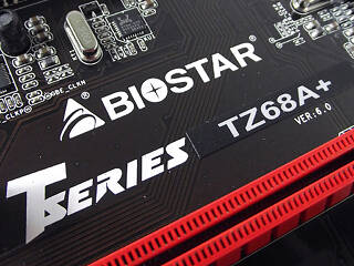 Biostar TZ68A+ T-Overclocker Windows 8
