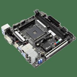 Biostar Racing X470GTN Review