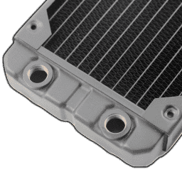 Bitspower Leviathan SF 360 Radiator Review