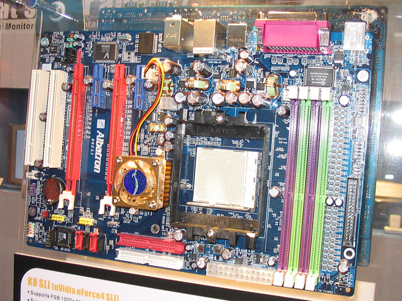 Pm266a pro motherboard