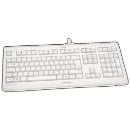 Cherry KC 1068 Keyboard