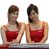 Computex 2014: Booth Babes