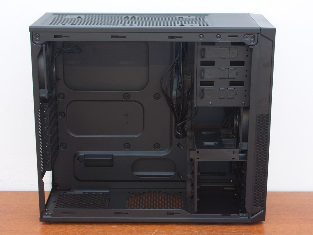 Corsair Carbide 200r Review Techpowerup