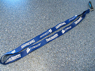 The lanyard is high-quality. Ripping out the metal ring seems to be close  to impossible. b1008b3c1687