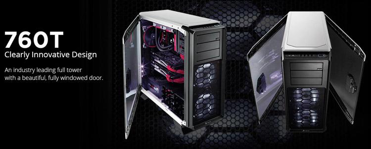 Corsair Graphite 760t Review Techpowerup