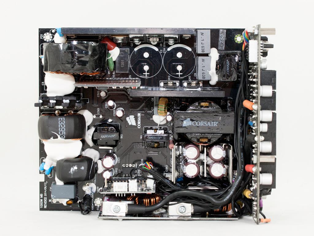 Corsair Hxi Series 750 W Review Techpowerup