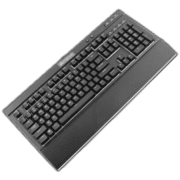 CORSAIR K68 RGB Keyboard + PBT Keycaps