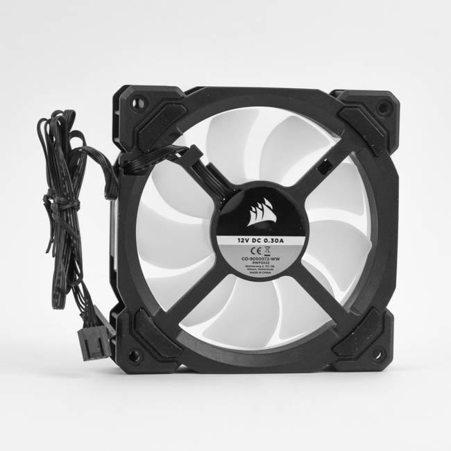 Corsair Ll120 Rgb Fan Review Techpowerup